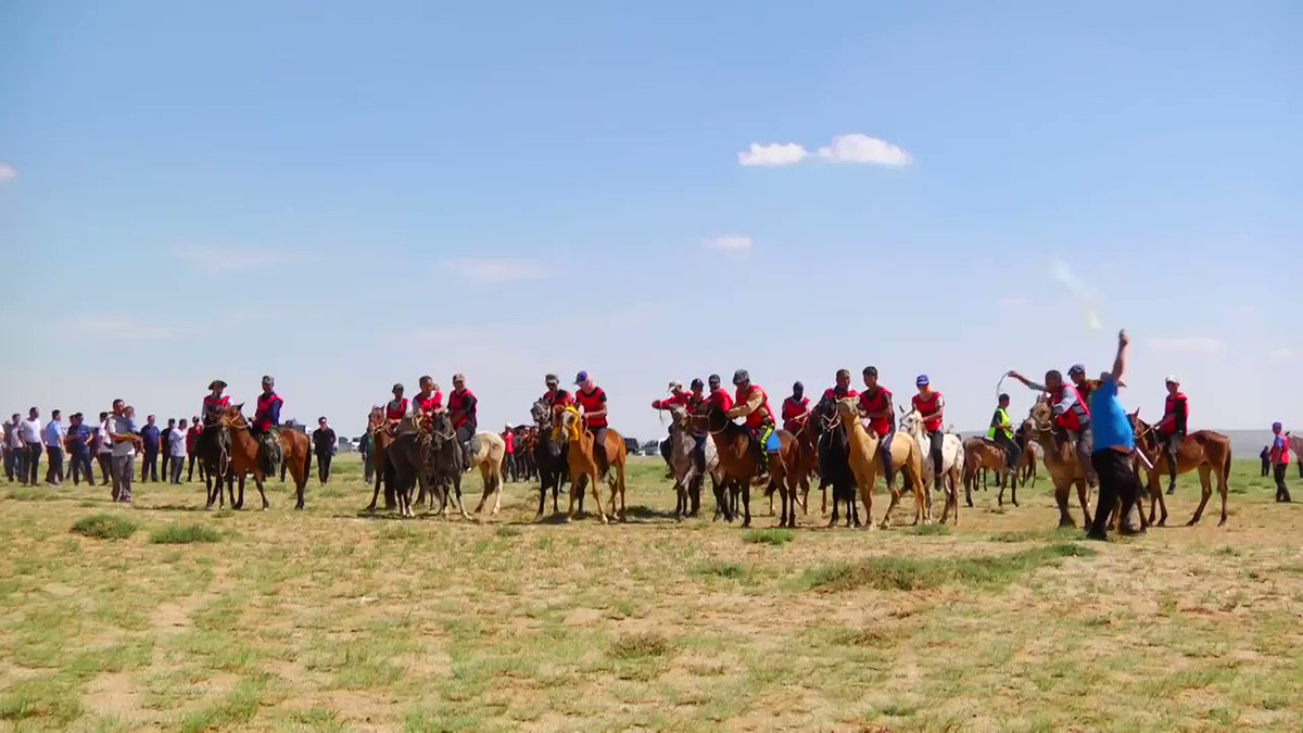 Check out the video and enjoy the exciting horse racing in Inner Mongolia, China