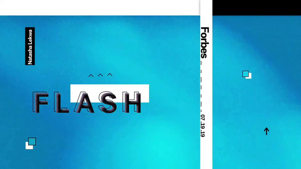 #ForbesFlash | Week of July 15th