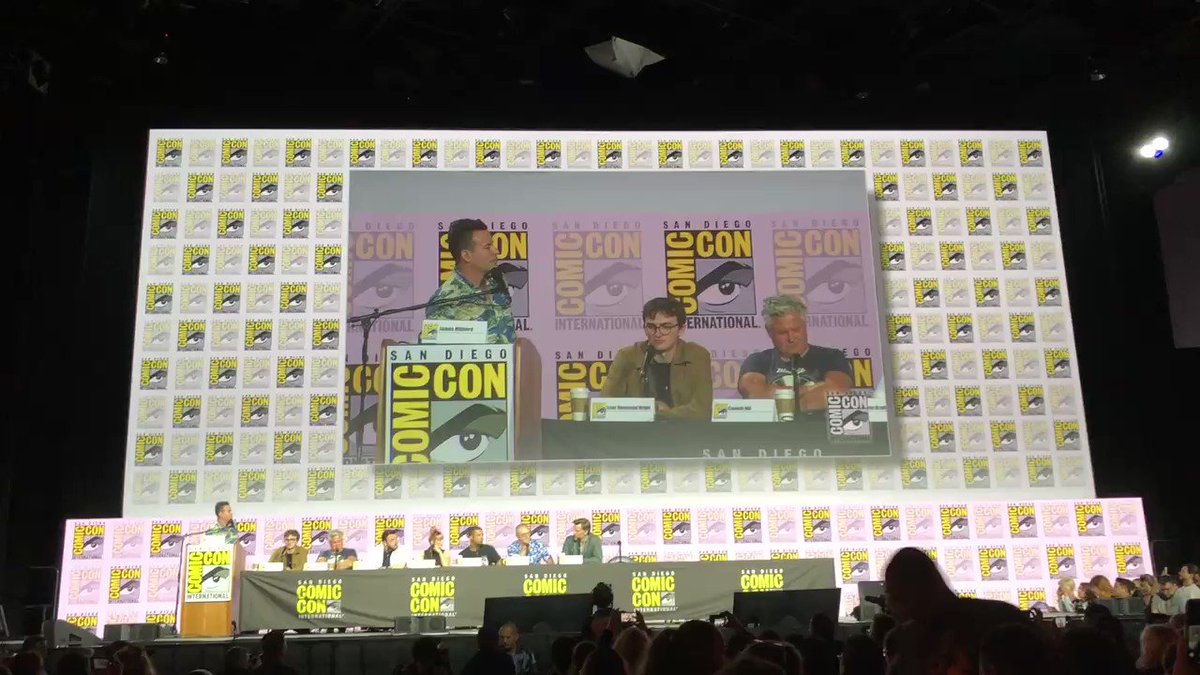 Game Of Thrones Stars Took On The Season Eight Backlash At San Diego Comic-Con
