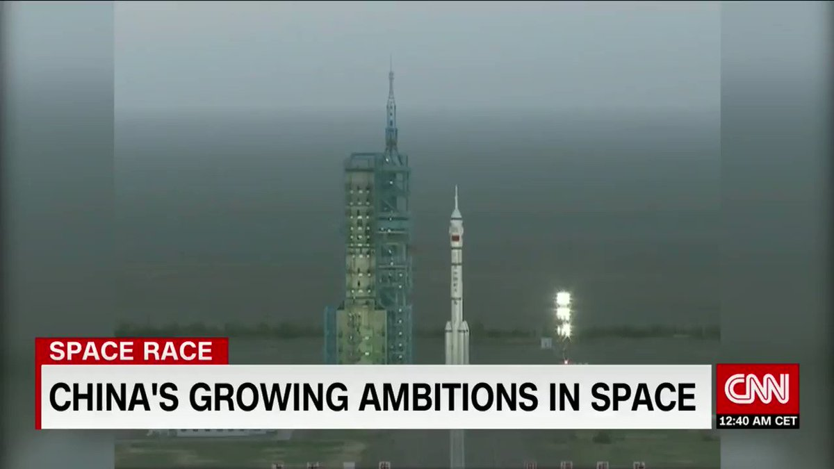 50 years after the US moon landing, China is catching up in the space race cnn.it/32BgnJ3