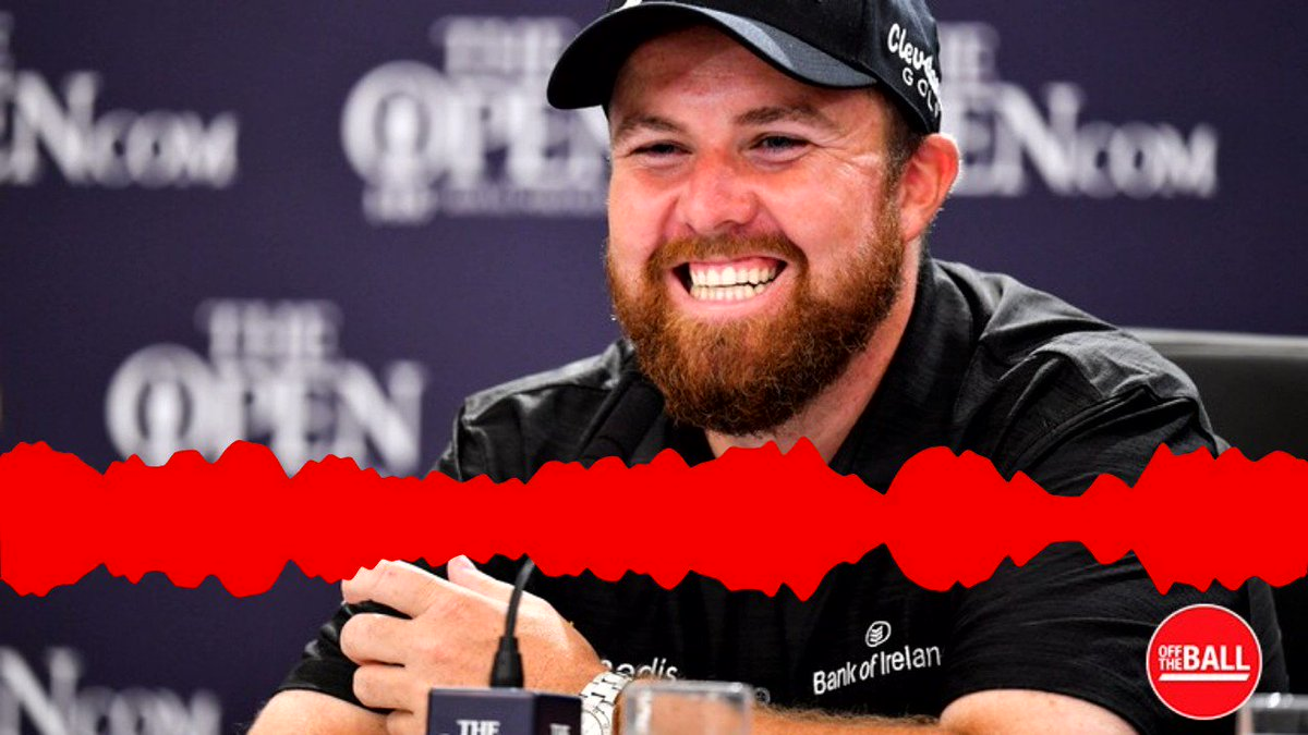 @offtheball's photo on Shane Lowry