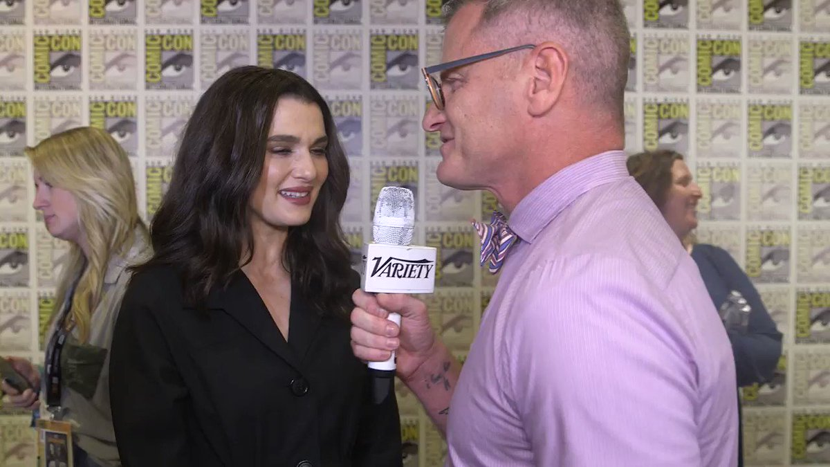 Is Rachel Weisz #Marvel's new Taskmaster? And how important is this character to the #BlackWidow story (WINK). https://bit.ly/2XVPCjG #SDCC