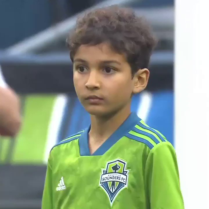 Respect, Bheem 💪 @SoundersFC