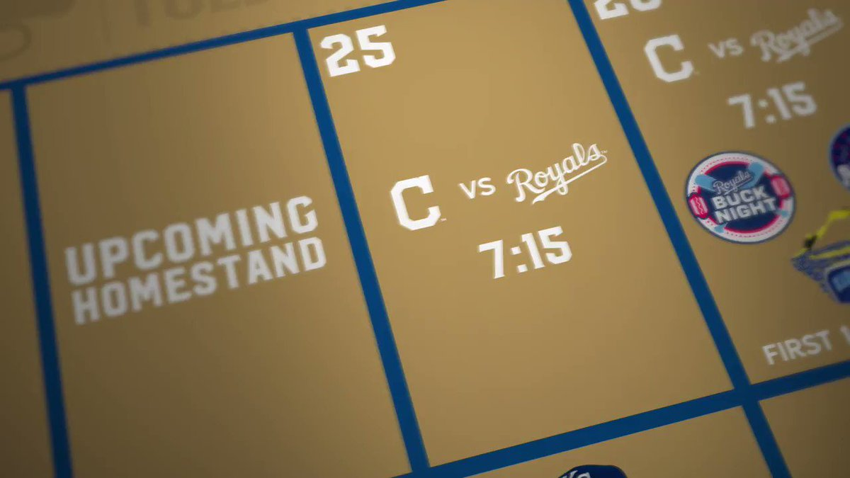 Wrapping up the month of July with a seven-game homestand at #TheK.👉http://royals.com/promotions