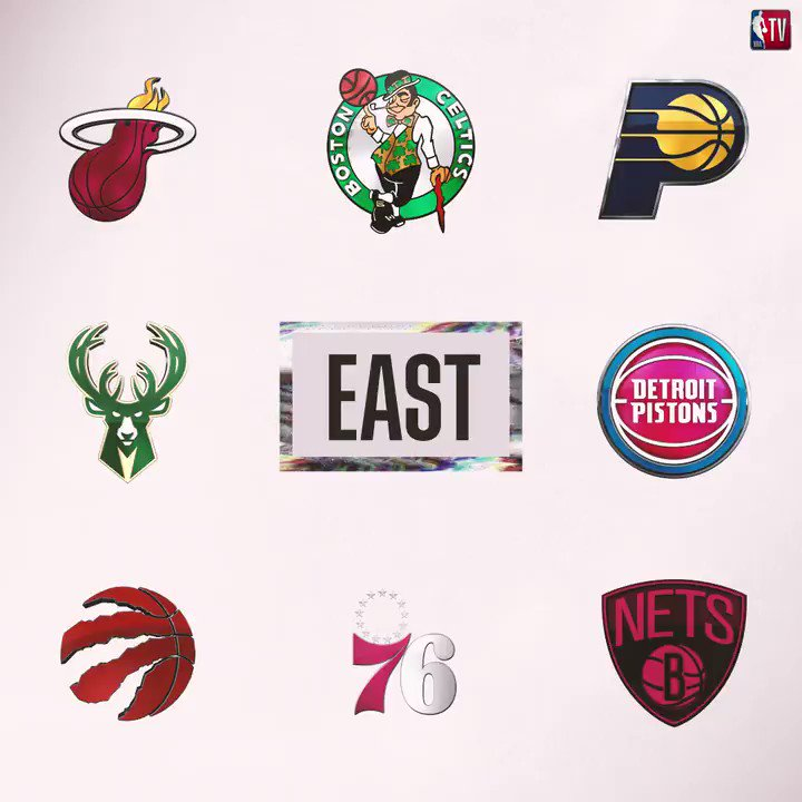 Who in the East will come out on top this season?  👀