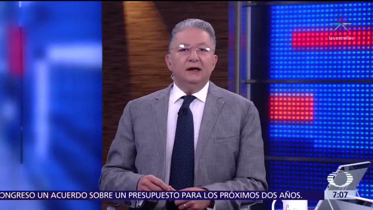 La Concanaco dijo que México cumplió con su compromiso de reducir el flujo migratorio hacia Estados Unidos con lo que quedan descartados, por el momento, los aranceles contra productos mexicanos. #DespiertaConLoret con @campossuarez.