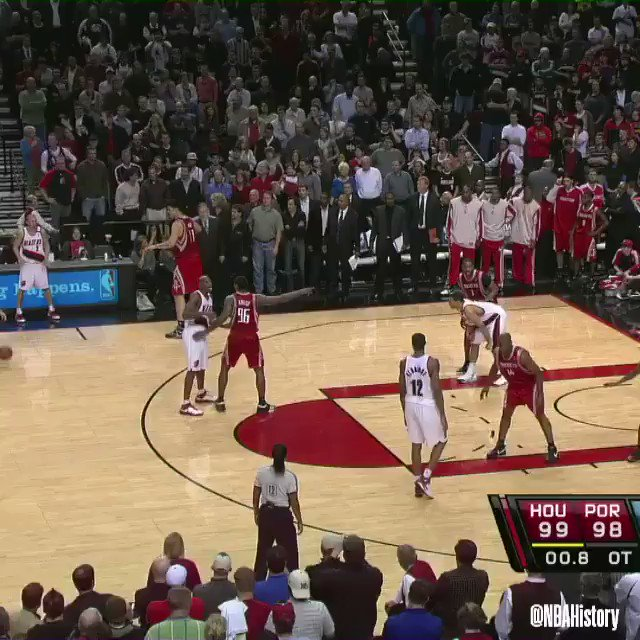 #RT @NBA: RT @NBAHistory: In honor of Brandon Roy's 35th birthday today (7/23/1984), we take a look back to his #TissotBuzzerBeater vs. the Houston Rockets on 11/2/2008. #NBABDAY