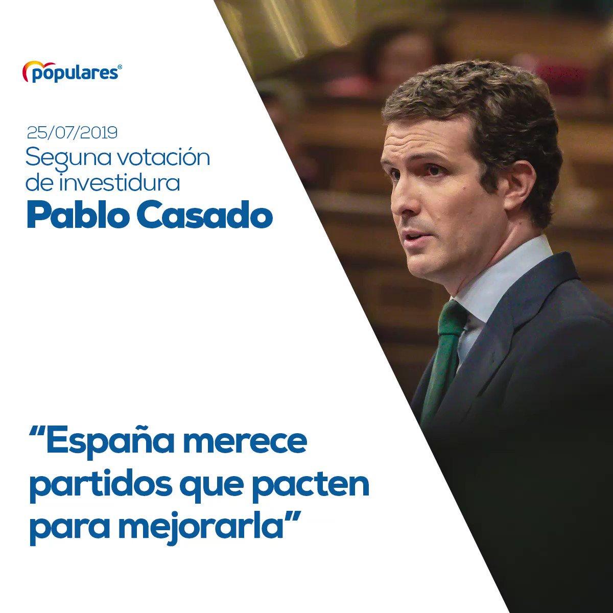 🇪🇸 España merece partidos que pacten para mejorarla, no para destruirla. España necesita un presidente, no un mercader. #SánchezFracasa