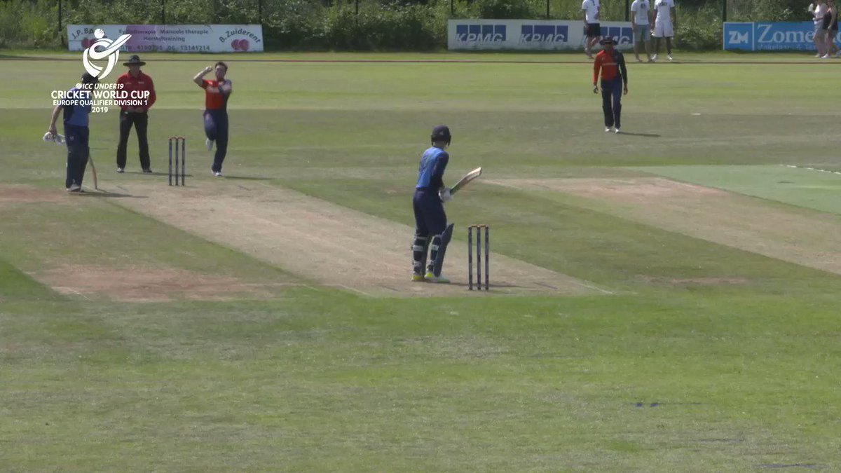 The ICC Under 19 Cricket World Cup Europe Qualifier got underway today, and Tomas Mackintosh ensured Scotland got off to a perfect start, striking 91 as his side prevailed over the Netherlands by three wickets.WATCH 👀