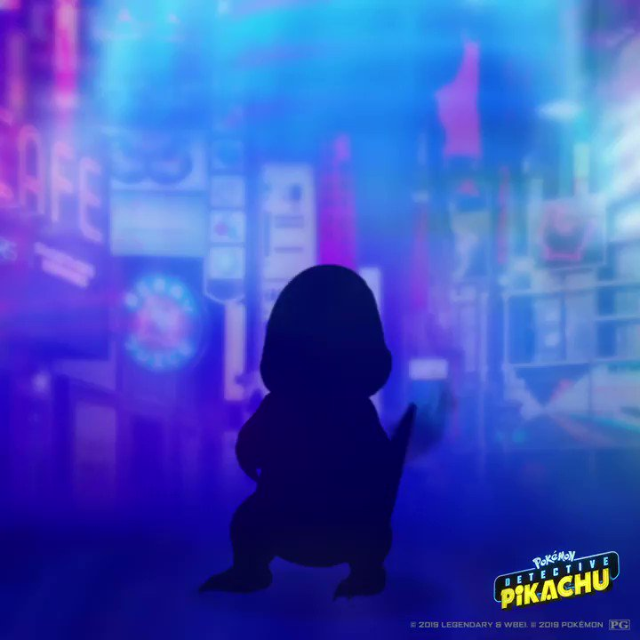Raise your hand if you always start with the fire-type. #DetectivePikachu
