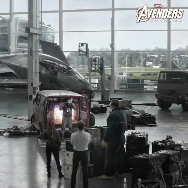 Let me guess, he turned him into a baby? #AvengersEndgame