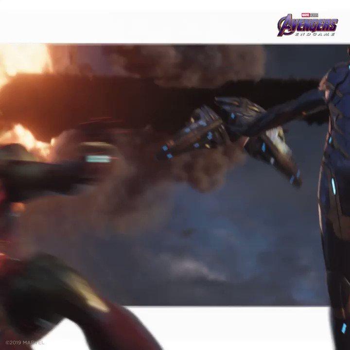 Were the Avengers. Get Marvel Studios #AvengersEndgame on Digital now and Blu-ray 8/13: di.sn/6017ELNNP