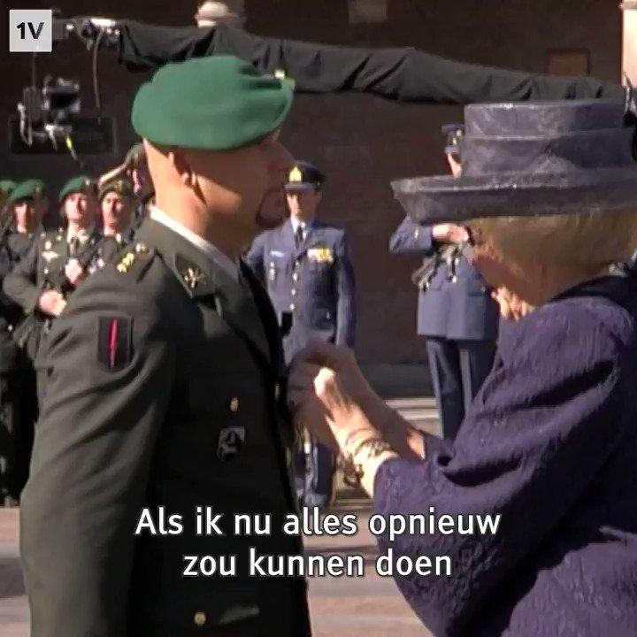 Militair Marco Kroon zou Willems-Orde nu weigeren