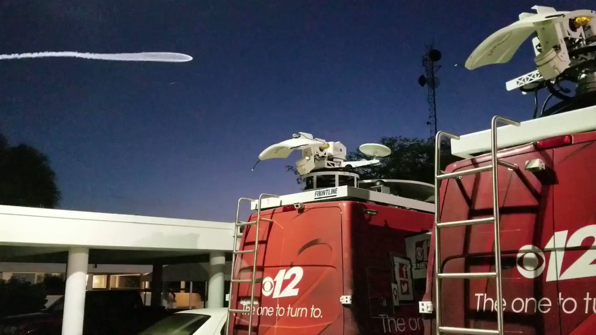 @CBS12's photo on Cape Canaveral