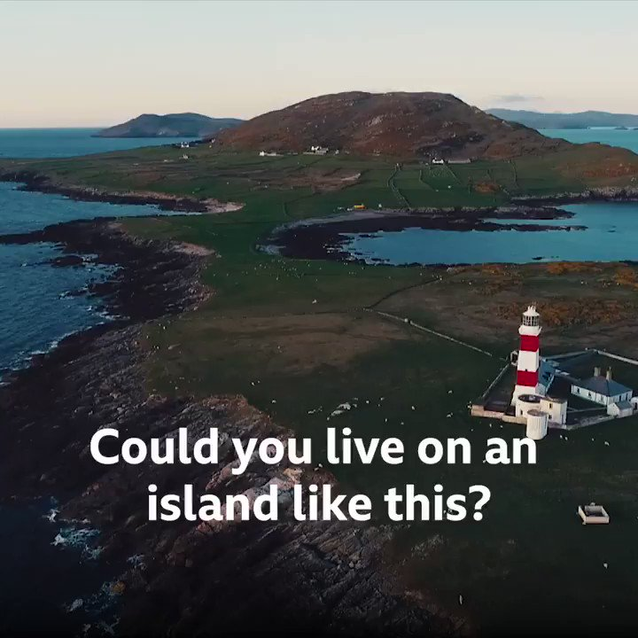 What is it like to live on the remote wildlife reserve of Bardsey Island? #OurIslandHome