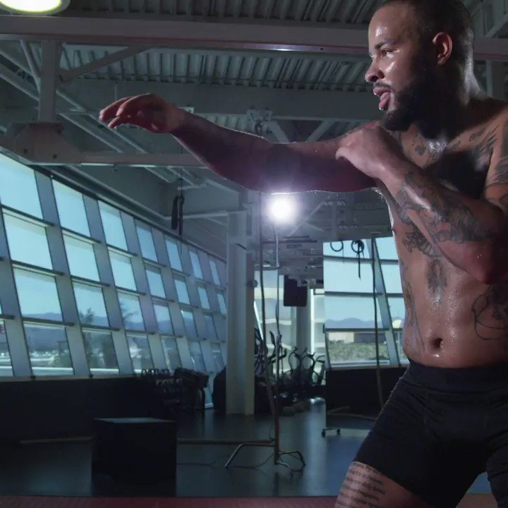 Born to fight! 👊  Learn about @The517Prodigy & his bond w/ @SugaRashadEvans. #DWCS