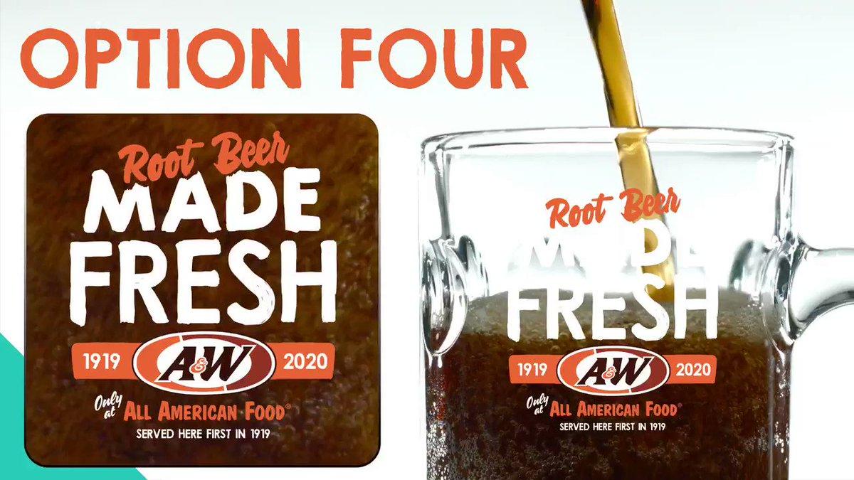 A&W Restaurants | A&W® All American Food