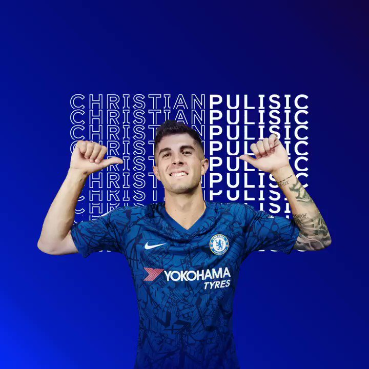 @ChelseaFC's photo on Pulisic