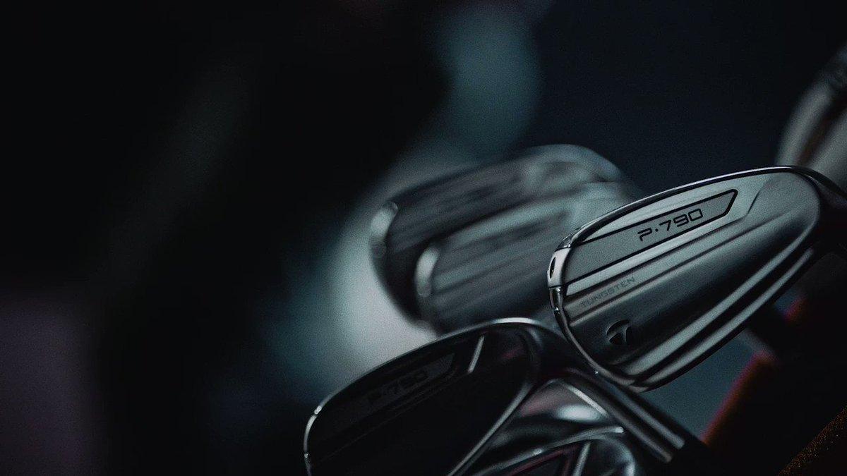 Introducing TaylorMade P760 Irons
