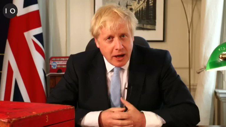 WATCH: UK PM Boris Johnson faces three broad options when parliament returns in September: a deal, no deal, and/or a general election. What's next in Britain's #Brexit whirlwind?