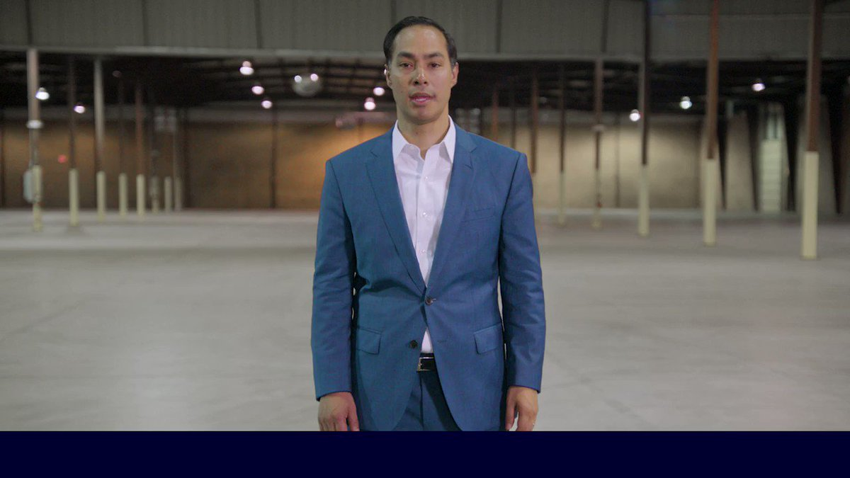 Julián Castro has something to say to Donald Trump