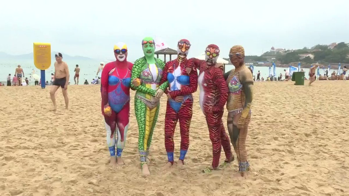 If you don't know what a facekini is… well, you're missing out https://www.inkstonenews.com/china/new-facekini-designs-hit-chinas-beaches/article/3022533…