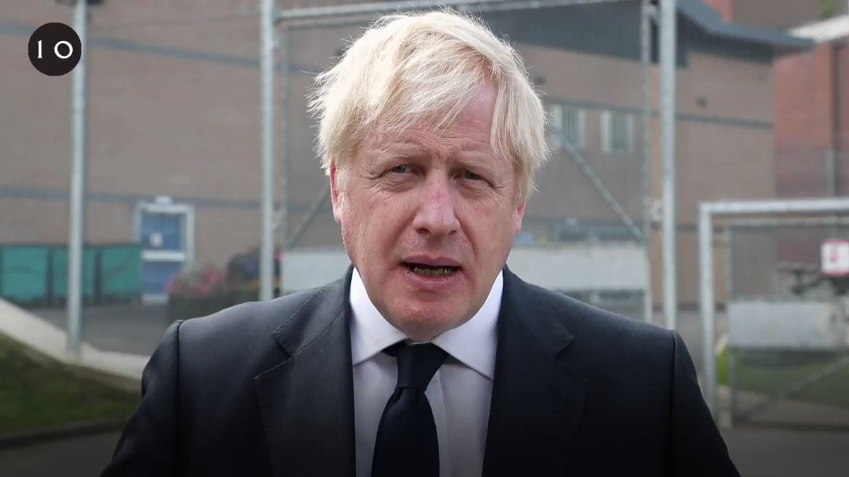 Today we're investing another £100 million to stop drugs, weapons and mobile phones coming into prisons. Well keep prison officers safe and make our prisons properly equipped to reform and rehabilitate. – PM @BorisJohnson