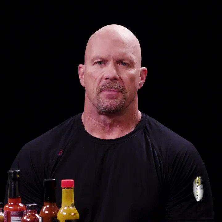 OH HELL YEAH!!!RT @firstwefeast: & now a special announcement from this week's #HotOnes guest @steveaustinBSR 🤘🔥