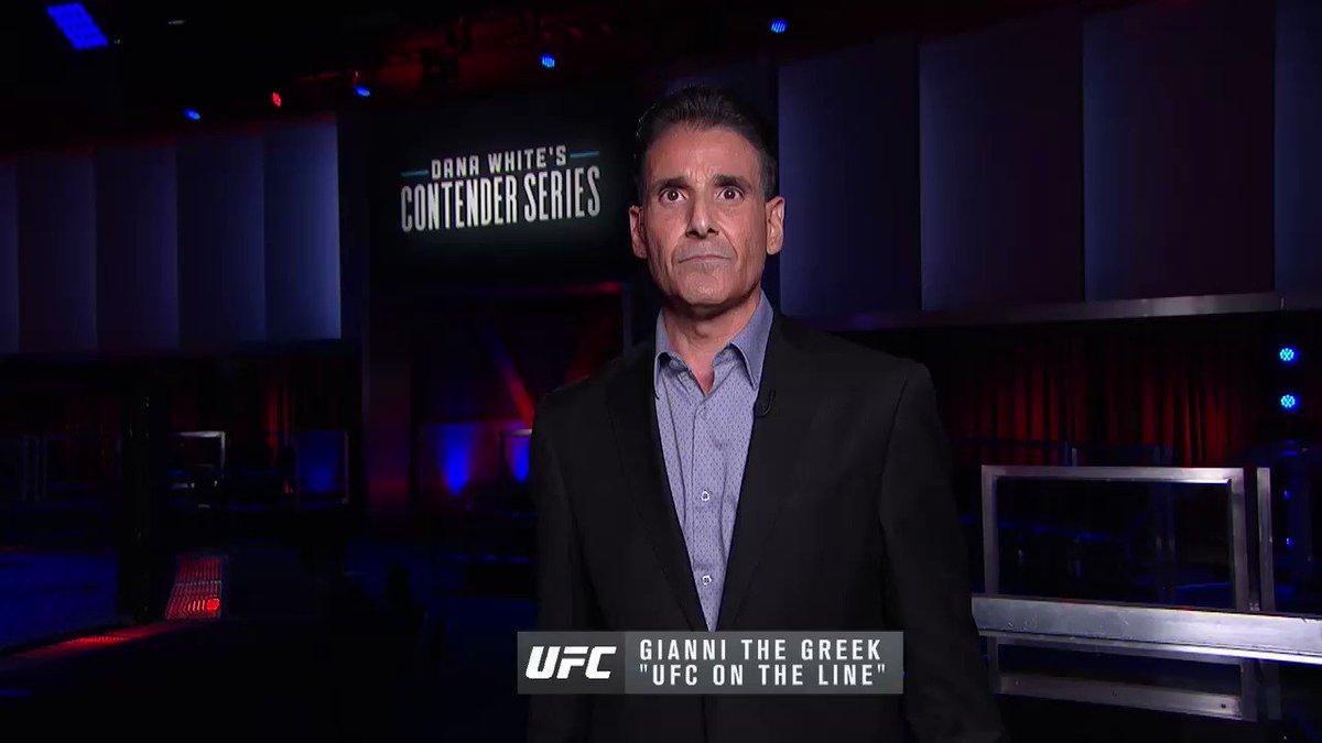 🎲 @Greek_Gambler got the Vegas odds for tonight's #DWCS  Streaming live on ESPN+ ➡️ http://plus.espn.com/ufc