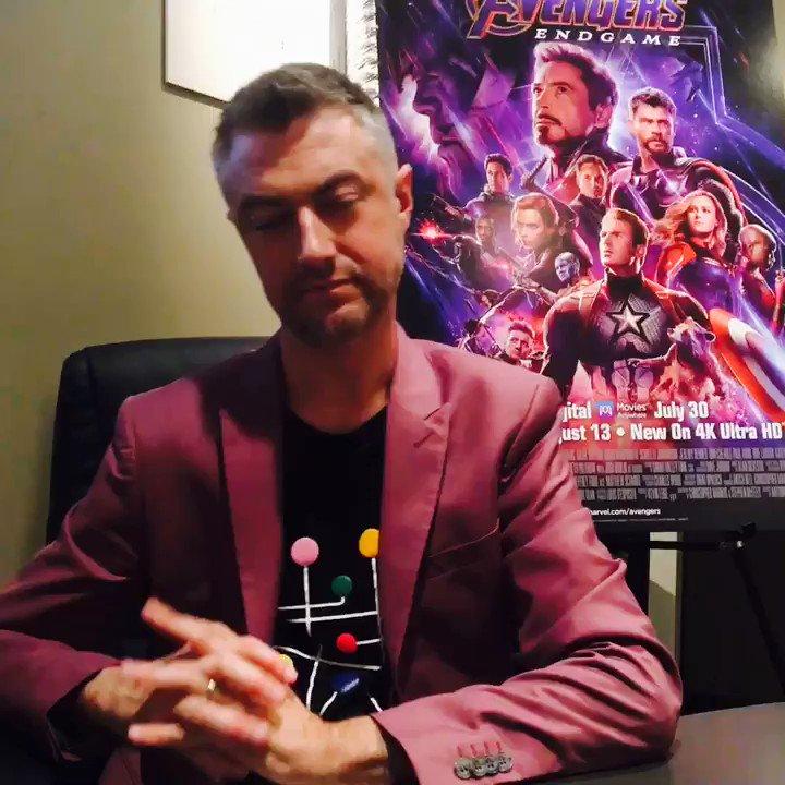 @Avengers's photo on #AskSeanGunn