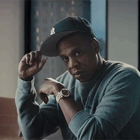 """""""I said no to the Super Bowl. You need me I don't need you""""- Jay Z. #RocNation is partnering with the NFL to lead their efforts around music and social justice. Incredible!"""