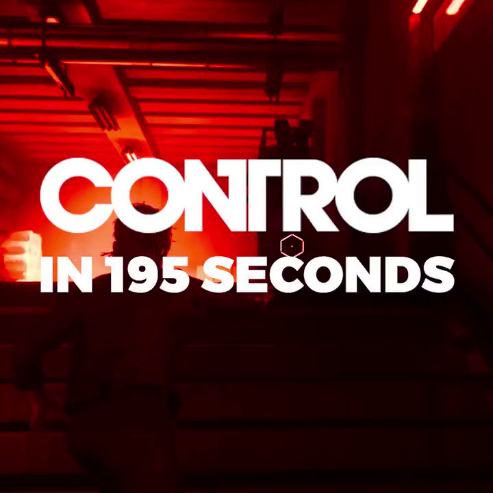 Control is coming, and it's going to turn your world upside down 😮