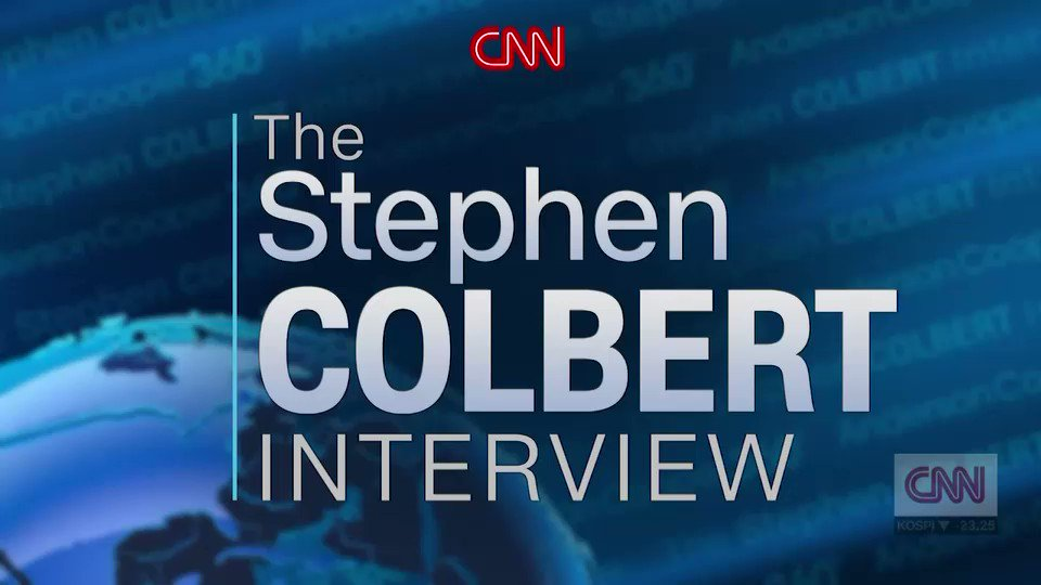 I was personally shattered, and then you kind of reform yourself in this quiet, grieving world that was created in the house.  Comedian Stephen Colbert opens up to @andersoncooper  about grief and the death of his dad and brothers in a plane crash when he was 10 years old.