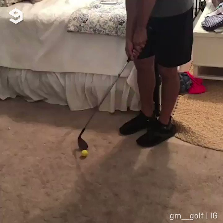 Amazing trick shot⛳️  By @gm__golf, stephen_lucilo & mattscharff | IG