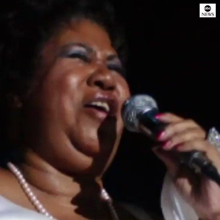 @ABC's photo on Aretha Franklin