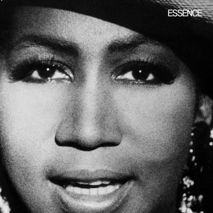 @Essence's photo on Aretha Franklin