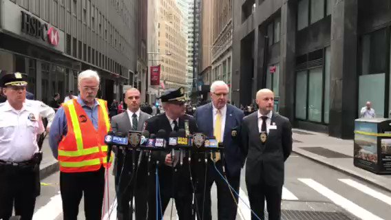 UPDATE: @NYPDTransit, @NYPDDCT, and @MTA provide an update on the earlier incidents at Fulton St and 16th St & 7th Ave.