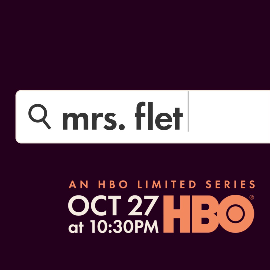 She's coming into her own. Kathryn Hahn stars as Mrs. Fletcher, premiering 10/27.