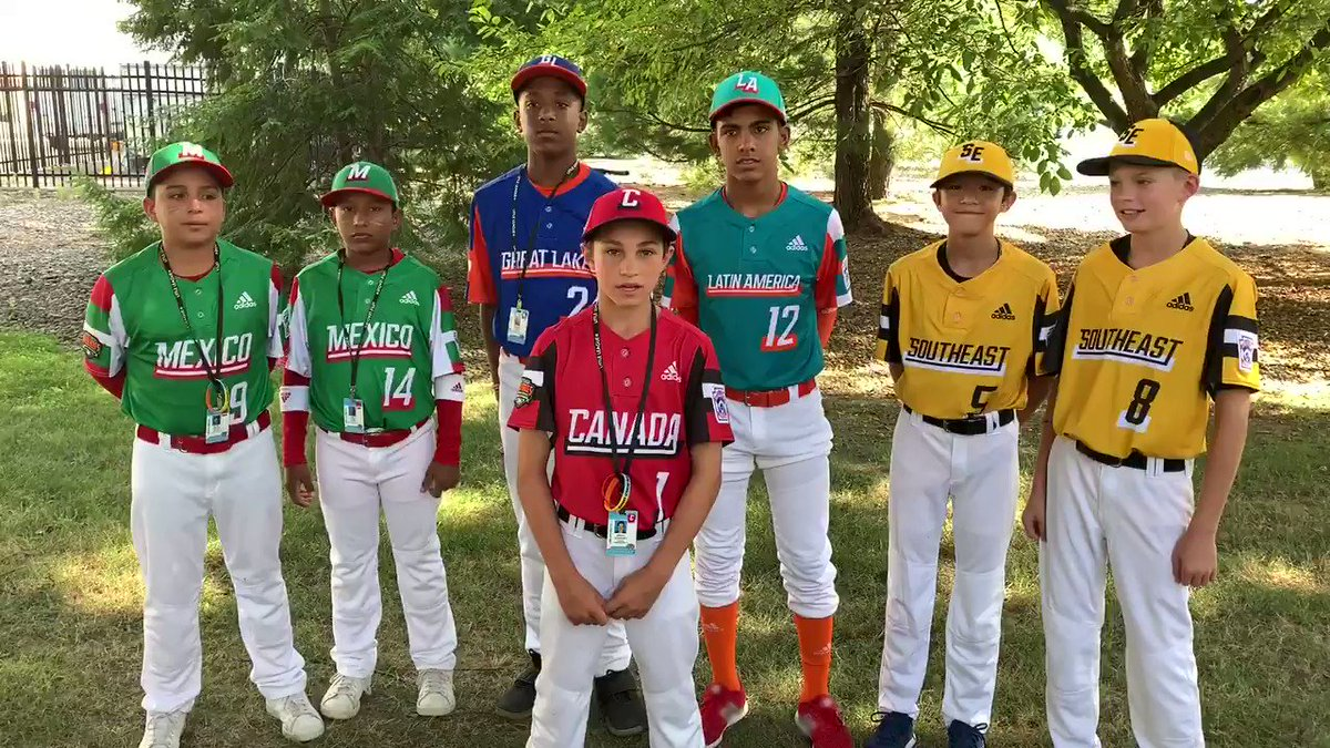 Cubs' message for Little Leaguers: Have fun, work hard, hustle — and don't think about launch angles