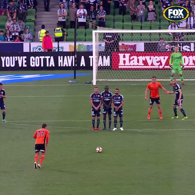 🚀🚀🚀 Is this rocket from Dimi Petratos the best ever goal scored in the @ALeague? 🎥 @FOXFOOTBALL