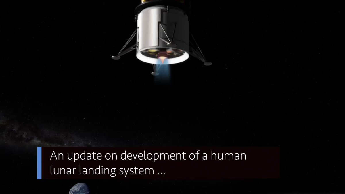 """This week: 👨🚀 An update on the system that will land @NASA_Astronauts on the Moon by 2024 ☄️ Selecting four sites on asteroid Bennu to collect samples that will return to Earth ☀️ Our #ParkerSolarProbe spacecraft prepares to """"touch"""" the Sun More: go.nasa.gov/2OYkrQJ"""