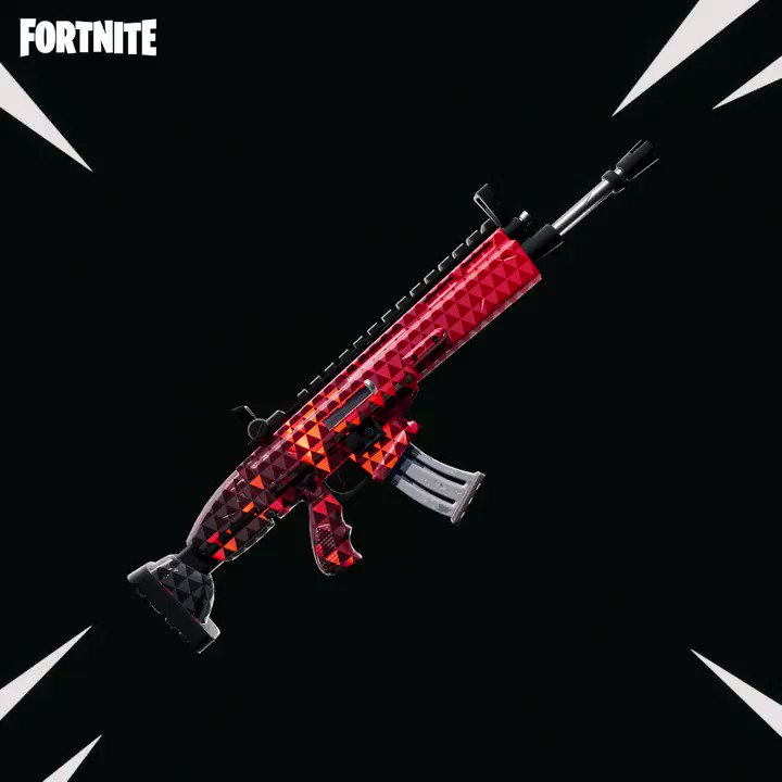 Add a bit of 🔥 to your collection. Grab the new Angled Fire Wrap in the Item Shop now!