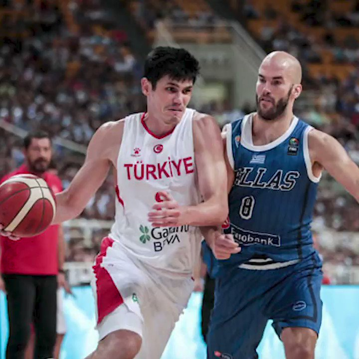 The best of Ersan Ilyasova (16 PTS/3 REB) vs. Greece!!   🎥 @FIBAWC