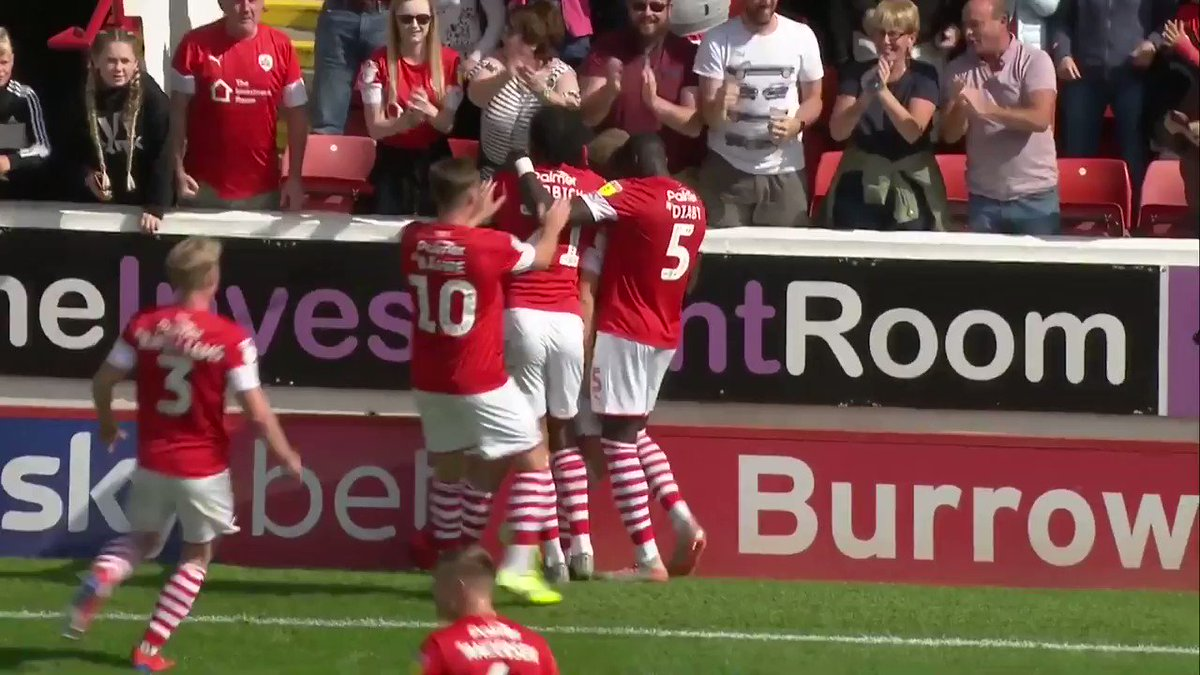 🎥 Head over to iFollow Barnsley and enjoy a variety of highlights packages covering the 2-2 draw with @CAFCofficial yesterday. ➡️ barnsleyfc.co.uk/iFollow #YouReds