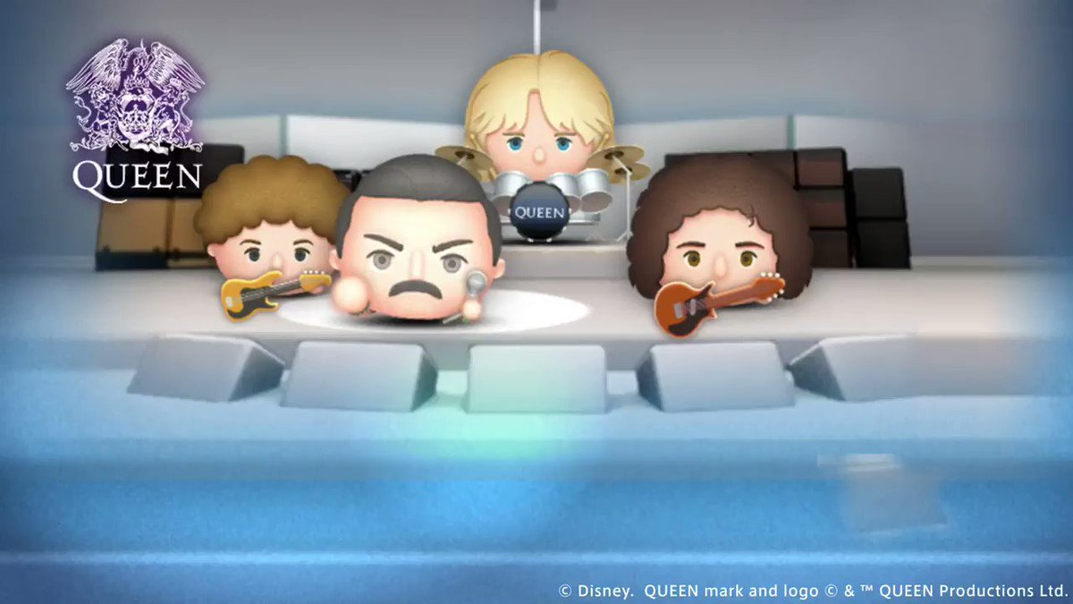 Image for the Tweet beginning: Check out Brian May Tsum