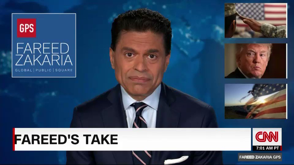 "#FareedsTake: ""The Trump administration has an emerging deal with the Taliban and it has the potential to bring greater stability to Afghanistan,"" says @FareedZakaria.  ""But first, Washington needs to make sure it doesn't just end the war but also wins the peace."""