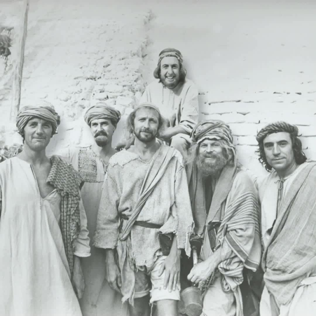 40 years ago, the premiere of Life of Brian was held in New York City. Whats your favourite line from the film?