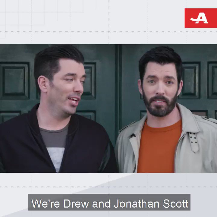 Want to stay in the home you love and age in place? The @PropertyBrother team has a few kitchen renovation ideas to make meal prep and food storage easy!
