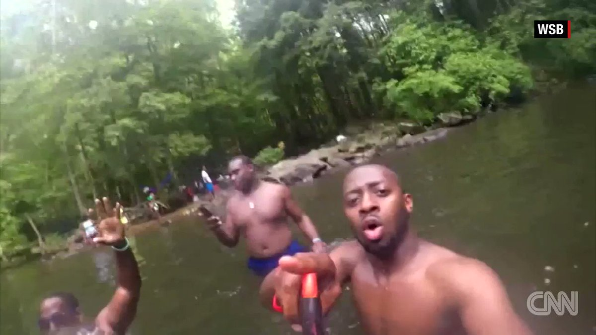 A YouTuber was scuba diving at Foster Falls in Tennessee when he came across the GoPro camera of a man who drowned there in 2017. He tracked down the man's parents and personally returned the camera, which contained some of their son's last moments. https://t.co/8u0f4RKk7P https://t.co/1PZBNSs3YF