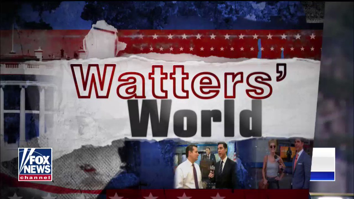 Fueling Hate; That's the subject of this week's Watters' Words. https://t.co/LmEcZCElnL